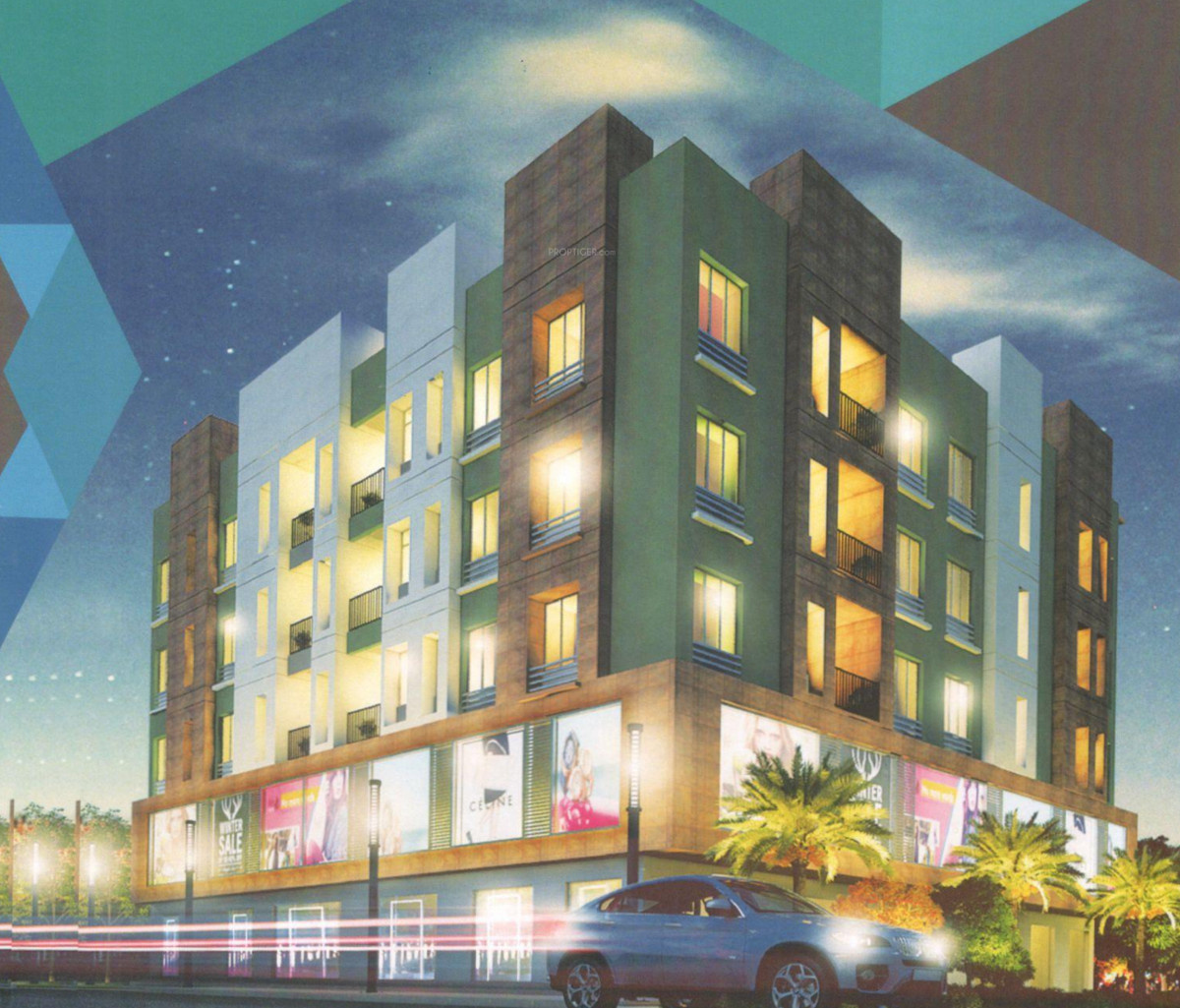 Ready to Move Apartments in New Town Kolkata - Buy Ready to Move