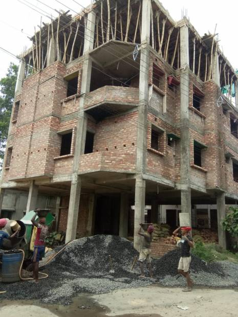 Images for Construction Status of Nandy Avisha Apartment