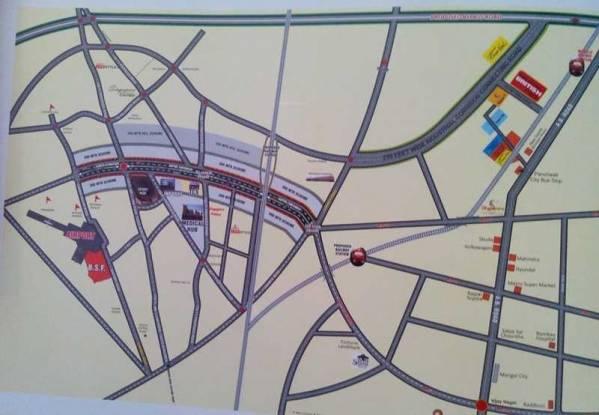 singapore-british-park-phase-ii Location Plan