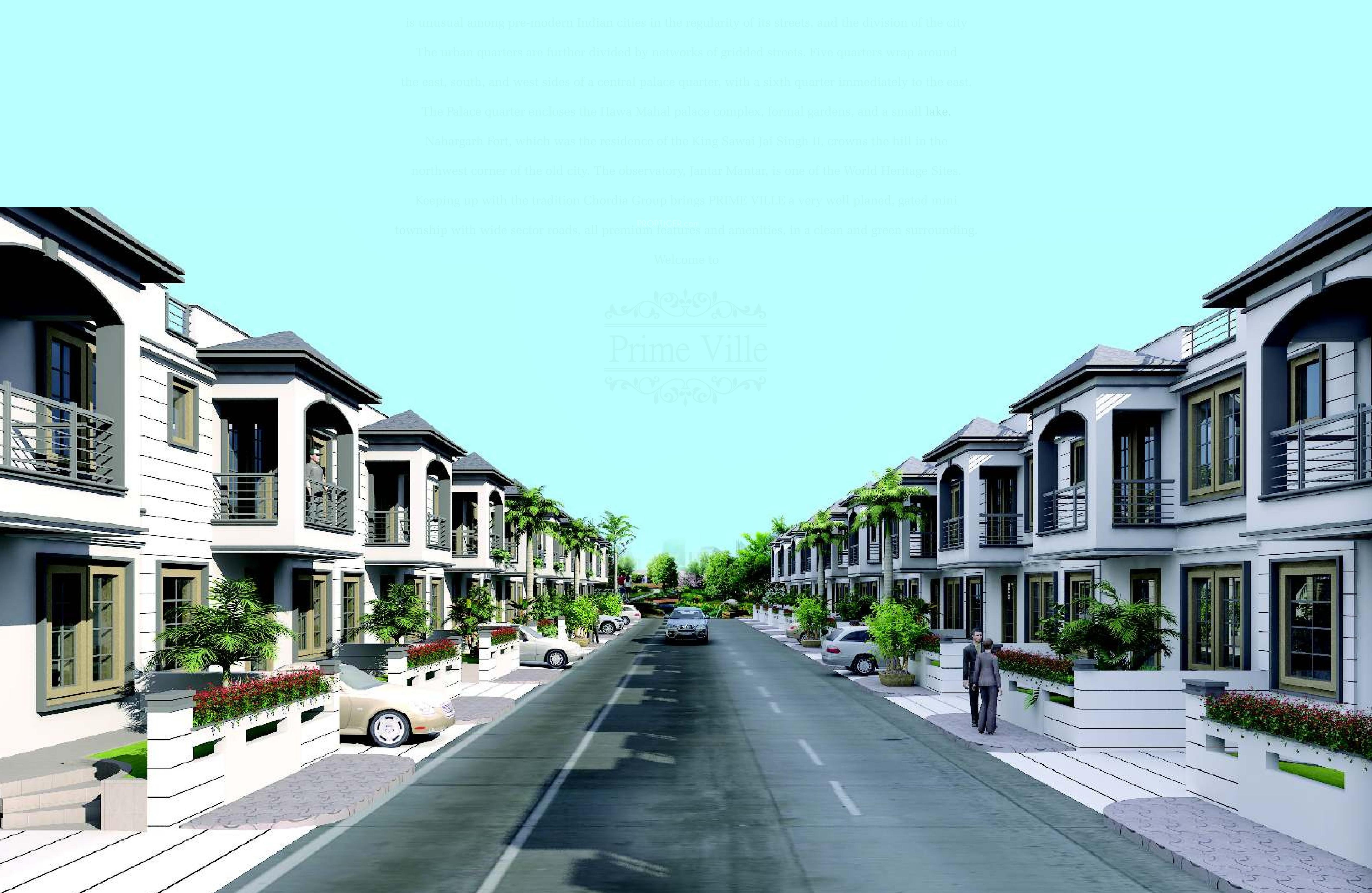 4 BHK Independent Houses in Jaipur - Buy 4 BHK Villas for Sale in Jaipur