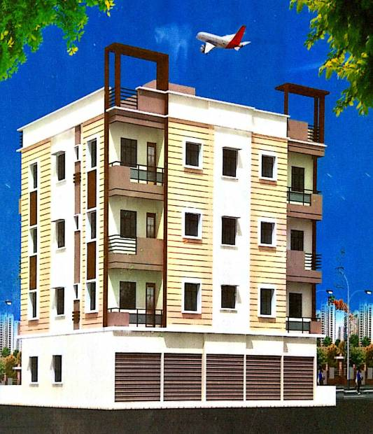 Images for Elevation of Siddhaye Apartment