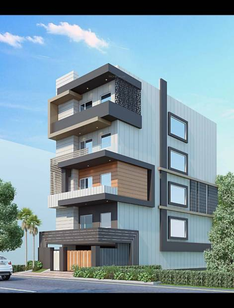 Images for Elevation of Platinum Chadha Homes