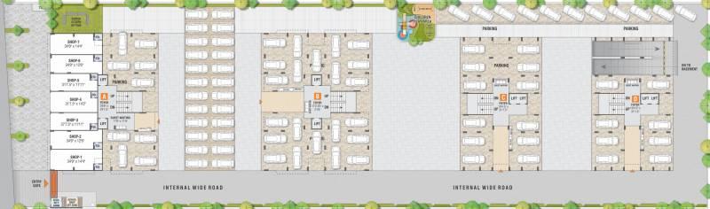 Images for Cluster Plan of Saamarth Heaven 5