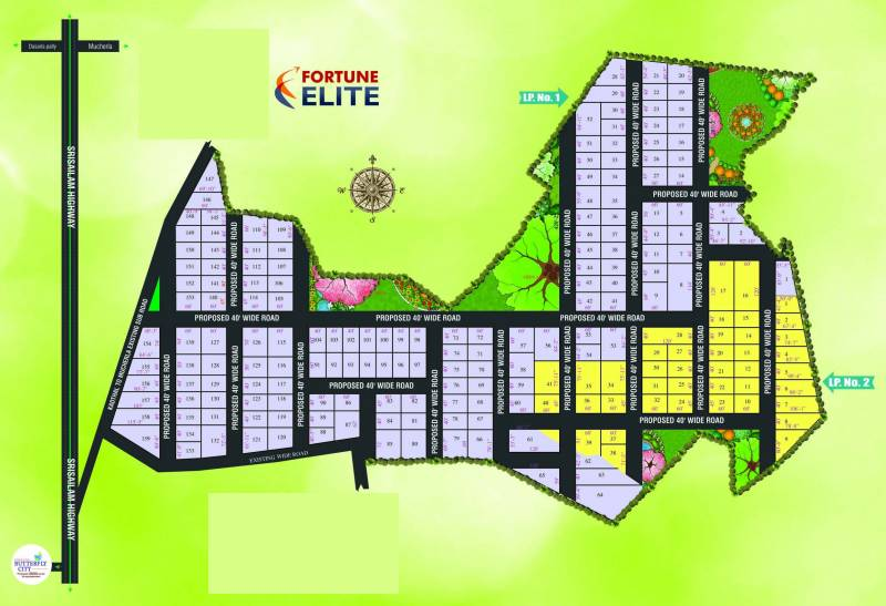 Images for Layout Plan of Fortune Elite 1 LP