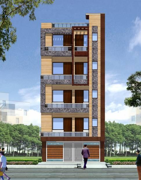 Images for Elevation of Goyal Sandeep Goyal Homes