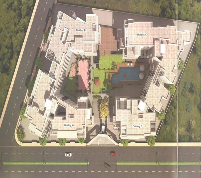 Images for Layout Plan of Anant Pride Phase 2