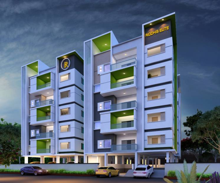 Images for Elevation of Riddhi Elite