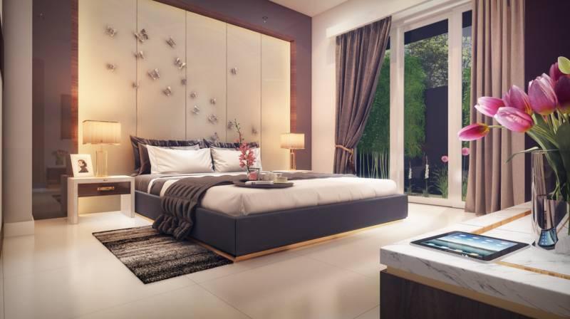 verdant-woods Bedroom