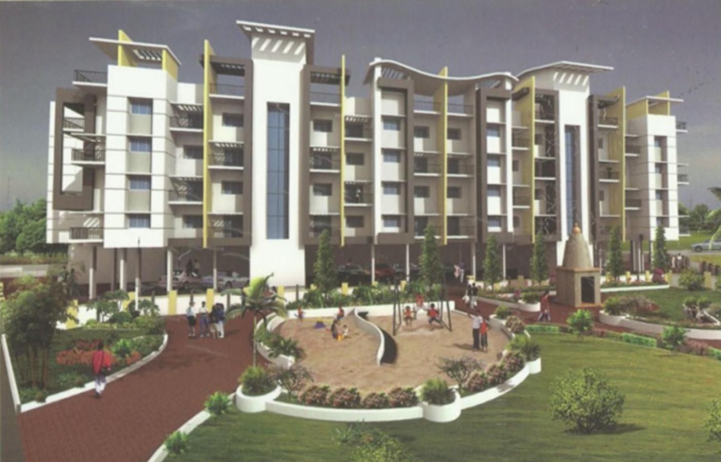 Moog Arihant Residency in Shivaji Peth, Kolhapur - Price