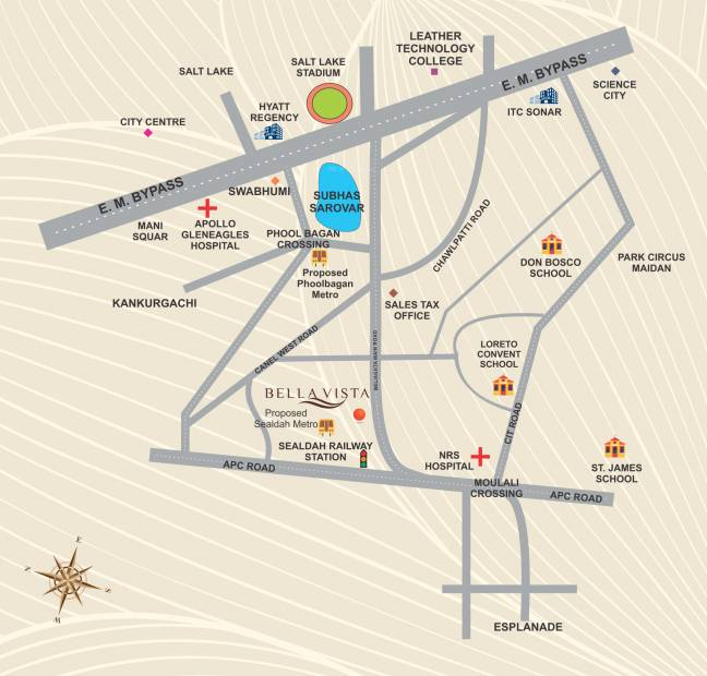 Images for Location Plan of Eden Bella Vista