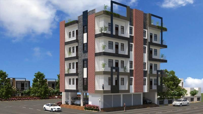 Images for Elevation of Goyal Sachin Goyal Affordable Homes
