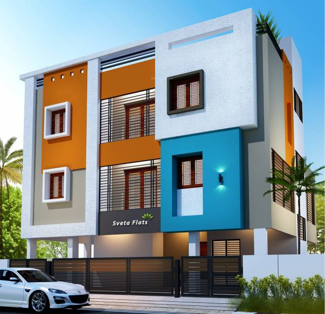 Images for Elevation of Anu Sri Agathiya Flats