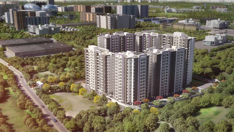 itrend-homes-phase-iii Elevation