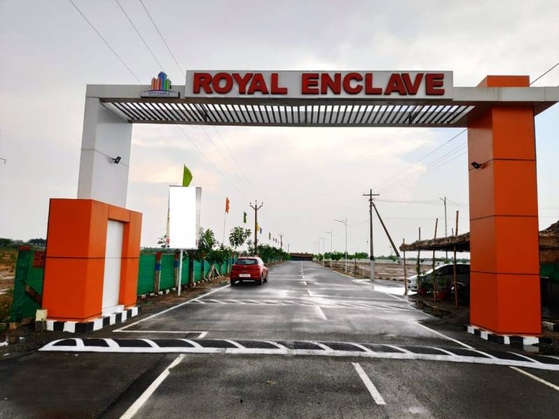 Images for Elevation of City Castle Royal Enclave