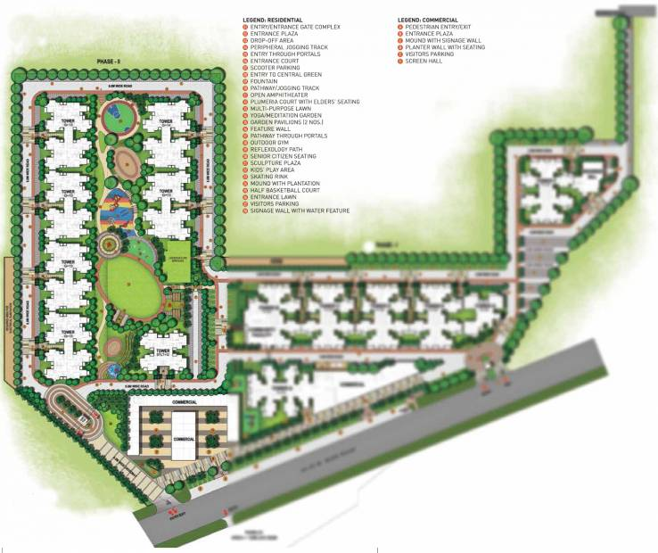 Images for Layout Plan of Signature Orchard Avenue 2