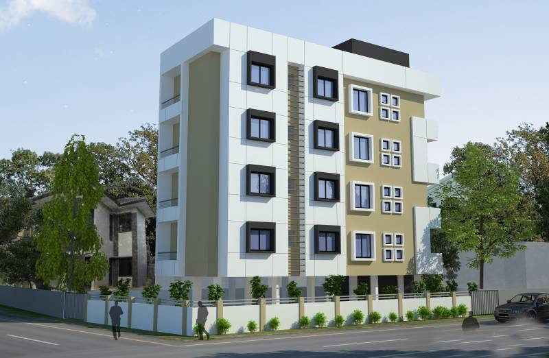Images for Elevation of Siddhidata Tower
