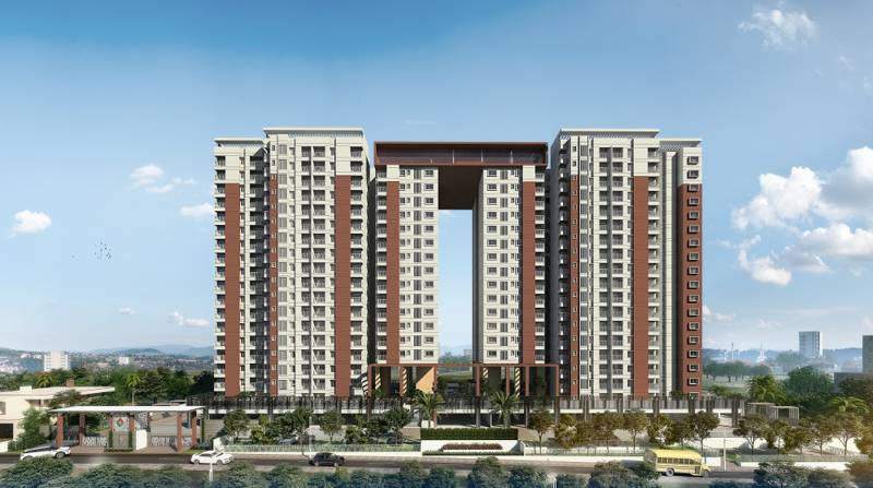 Images for Elevation of Vajram Newtown