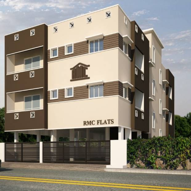 Images for Elevation of R M Flats
