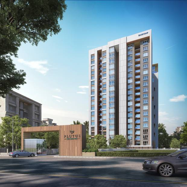Images for Elevation of Baashyaam Plutus Residence