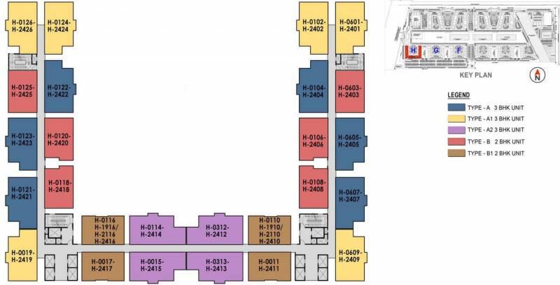 helio-at-brigade-el-dorado Layout Plan