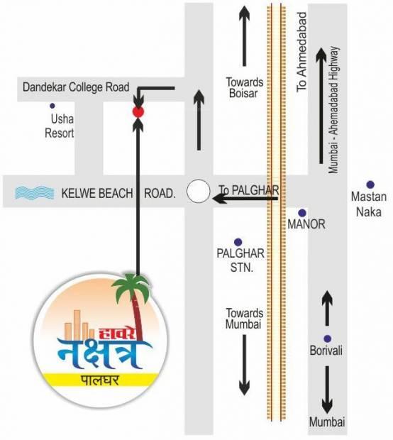 nakshatra-phase-4 Location Plan
