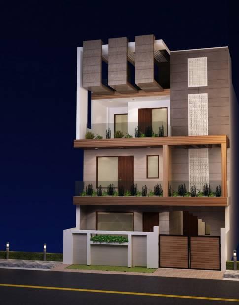 rajat-goyal-affordable-homes Elevation