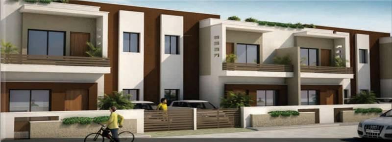 mayur-homes-villa Elevation