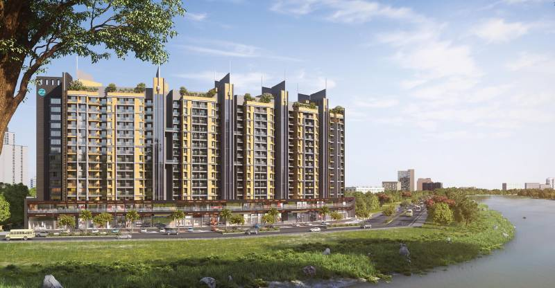 Images for Elevation of Mahalaxmi Zen Estate