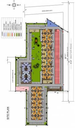 sankalp Site Plan