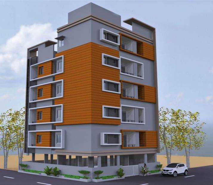 Images for Elevation of Home Green Apartment