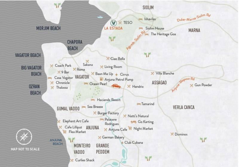 Images for Location Plan of Vianaar LA Estada