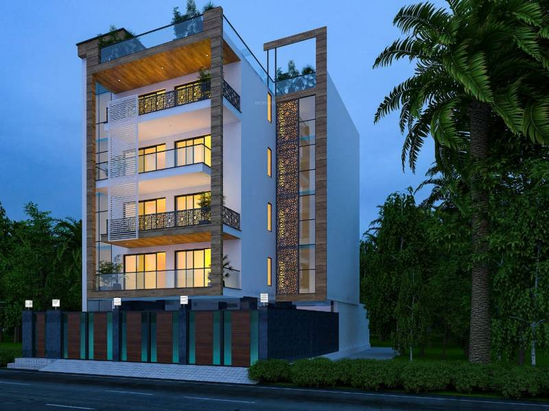 Images for Elevation of Gaur Group Floors 5
