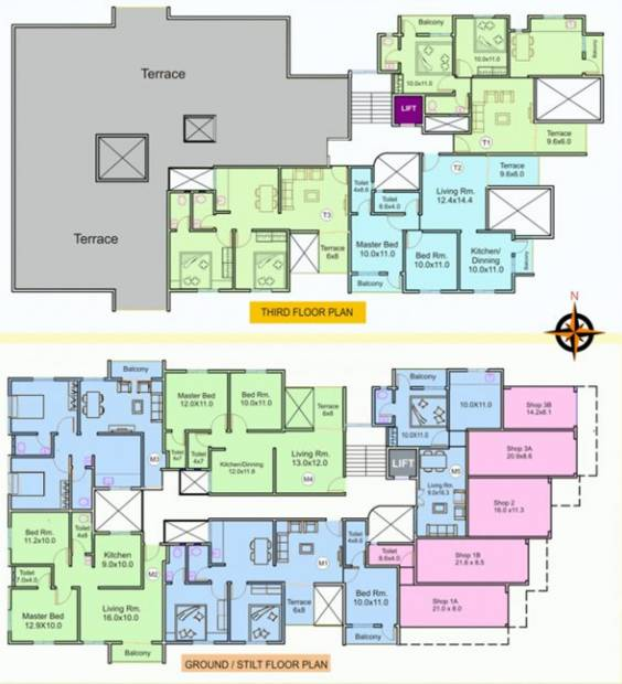 Images for Cluster Plan of Raka Neha
