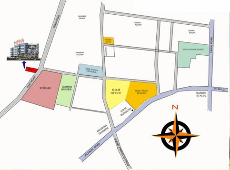 Images for Location Plan of Raka Neha
