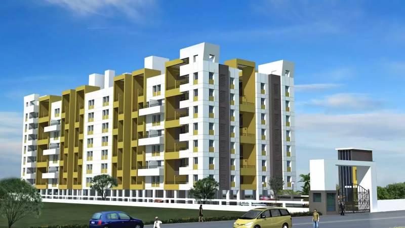 Images for Elevation of DS Housing Shrushti