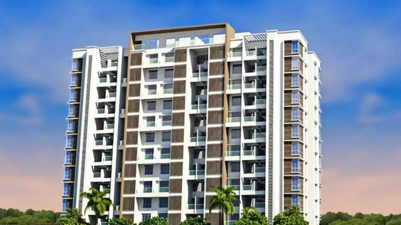 Images for Elevation of Wadhwani Prelaunch