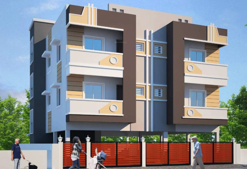 Images for Elevation of Subramanian Indraprastham