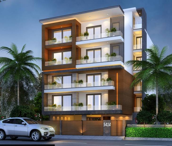 Images for Elevation of Gaur Group Floor 2