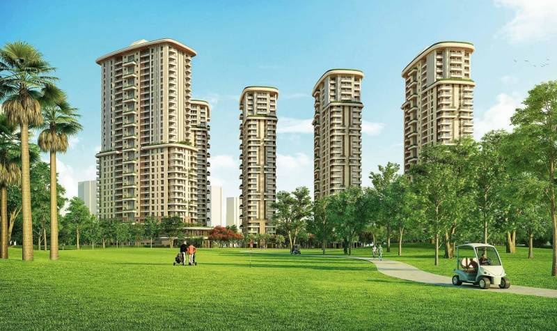 antara-senior-living-noida-phase1 Elevation