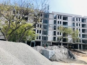 the-pride Construction Status June-21