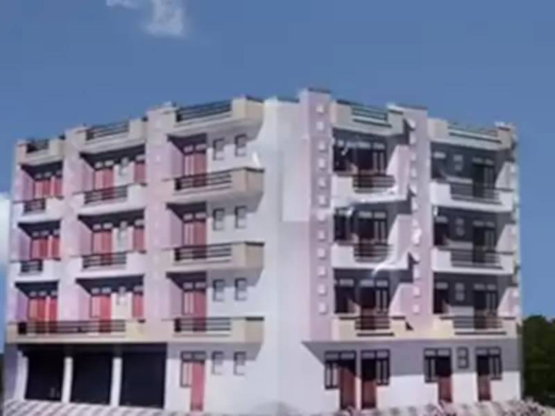 apartment-102 Elevation