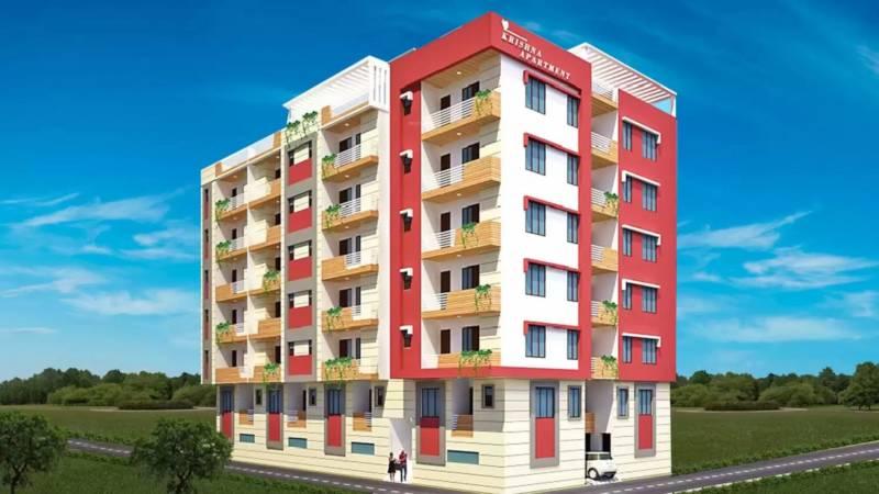 radhey-krishna-apartment Elevation