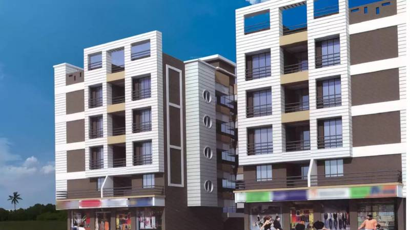 ss-sai-lagan-apartment Elevation