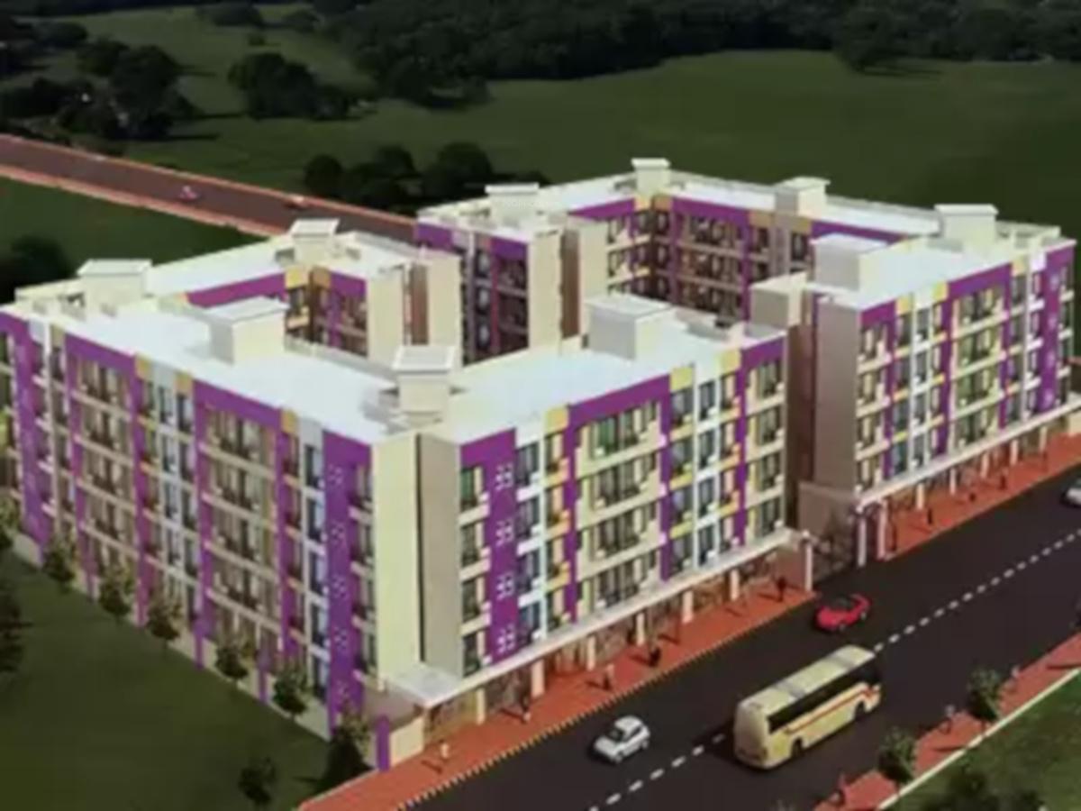 500 sq ft 1 bhk 1t apartment for sale in rashmi housing - 500 square foot apartment ...
