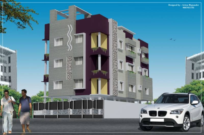 indrajit-villa Elevation