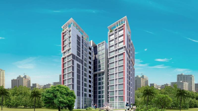 Images for Elevation of Arch Group mumbai Arch Arihant Viento