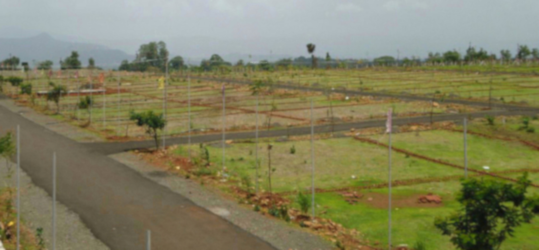 747 sq ft Plot for Sale in Mr Sachin R Bhattad And Hemant ...