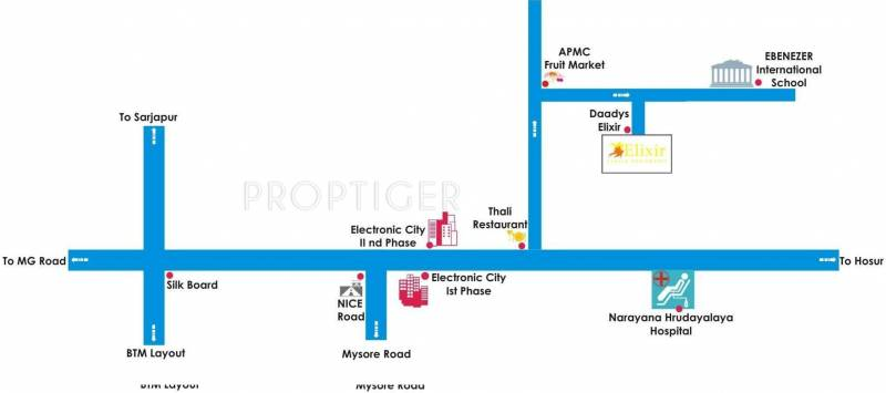Images for Location Plan of Daadys Elixir