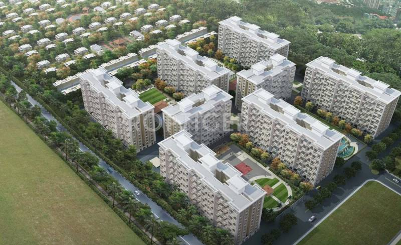 ivy-apartments Images for Elevation of Kolte Patil IVY Apartments
