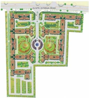 Images for Layout Plan of Patel Smondoville